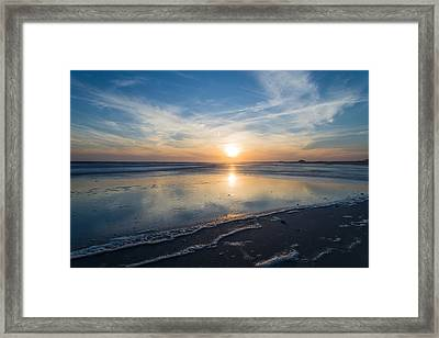 Sunny Disposition Framed Print by Kristopher Schoenleber