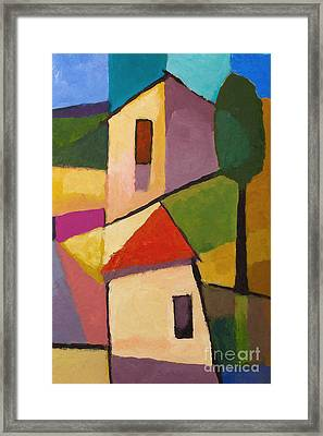 Sunny Location Framed Print by Lutz Baar