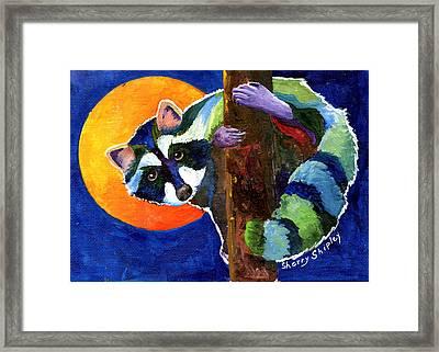 Sunny Side Up Framed Print by Sherry Shipley