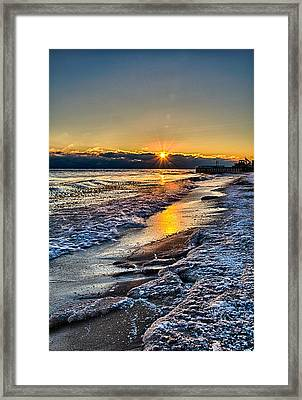 Sunrise 12-5-13 II Framed Print