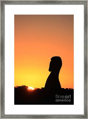 Sunrise 20 Framed Print