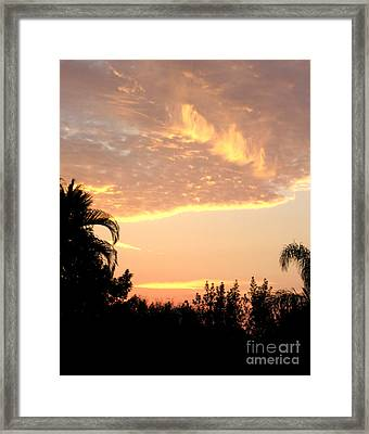 Sunrise 46 Framed Print
