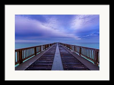 Panama City Beach Framed Prints