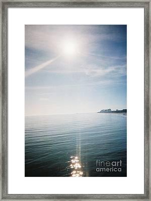 Sunrise Jan 1st Framed Print by Angelia Hodges Clay