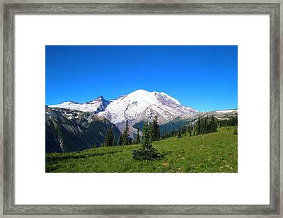 Sunrise  Framed Print by Lynn Hopwood
