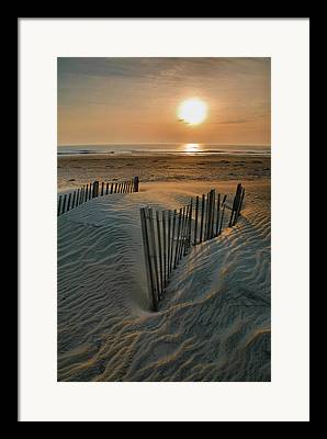 National Seashores Framed Prints