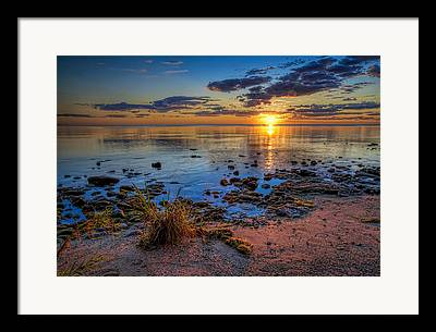 Door County Wisconsin Framed Prints
