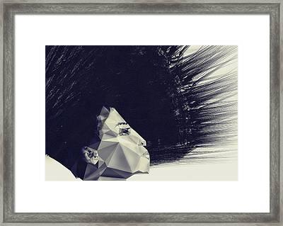 Sunrise Framed Print by PandaGunda