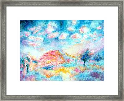 Sunrise  Framed Print by Vagik Iskandar