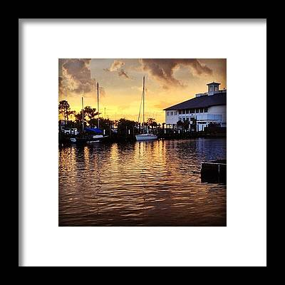 New Orleans Framed Prints