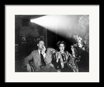 Films By Billy Wilder Framed Prints