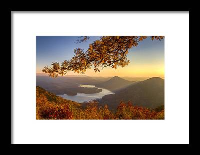 Ocoee Framed Prints