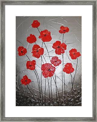 Sunshine Framed Print by Mariya Kazarinova