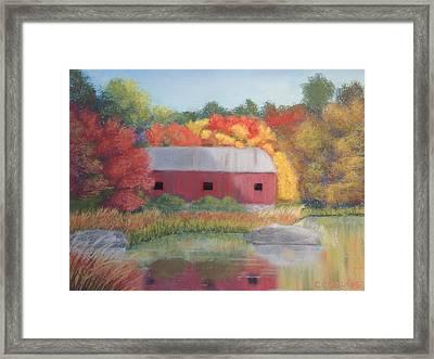 Sunstruck Framed Print