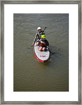 Sup Team Framed Print