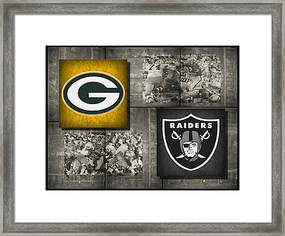 Super Bowl 2 Framed Print