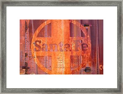Super Chief Framed Print by Mark Weaver