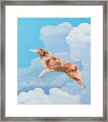 Super Jude Framed Print