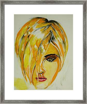 Super Mod 11 Framed Print by Michael Henzel