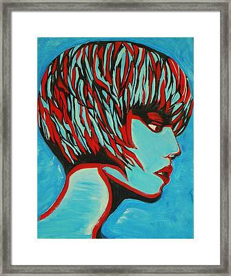 Super Mod 16 Framed Print by Michael Henzel