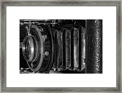 Super Sport Dolly Framed Print