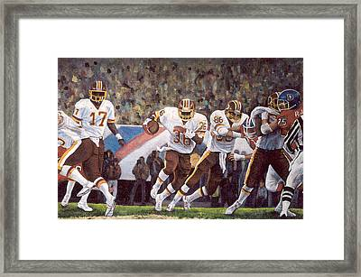 Superbowl Xii Framed Print
