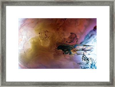 Superluminosity Framed Print by Petros Yiannakas