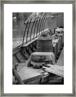 Framed Print featuring the photograph Supper Is Ready 2 by Pete Hellmann