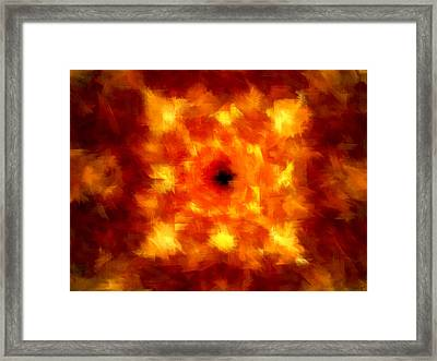 Supremacy Framed Print by Lourry Legarde