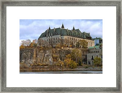 Supreme Court Framed Print