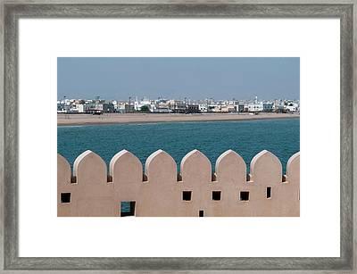Sur, Oman Framed Print by Sergio Pitamitz