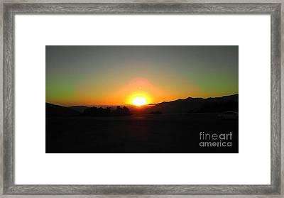 Sur5 Framed Print by Justin Moranville