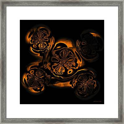Suranan Artifact Framed Print