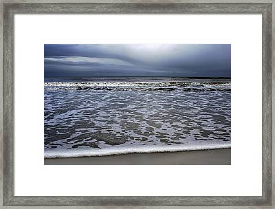 Surf And Beach Framed Print