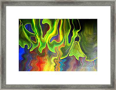 Surreal Impulse.. Framed Print
