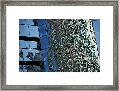 Framed Print featuring the photograph Surreal by Lorenzo Cassina