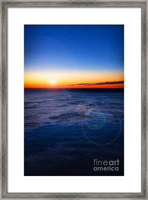 Surreal Planet Framed Print by Margie Hurwich
