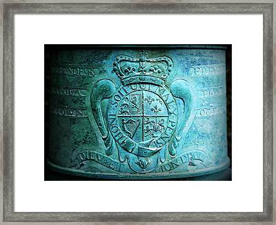 Surrendered And Silent Framed Print by Stephen Stookey