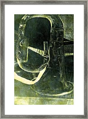 Survival By Jrr Framed Print by First Star Art