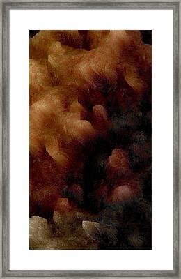 Survival Framed Print by James Barnes