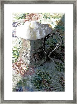 Susurluk Ayrani Framed Print by Tracey Harrington-Simpson