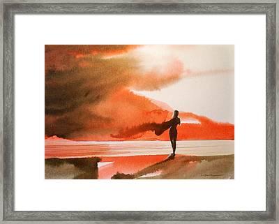 Suva  Framed Print