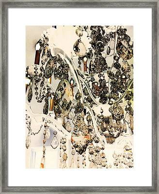 Suzanne 2 Framed Print by Leanne Stock
