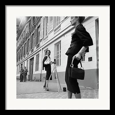 Clutch Bag Photographs Framed Prints