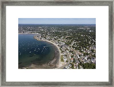 Swampscott, Massachusetts Ma Framed Print