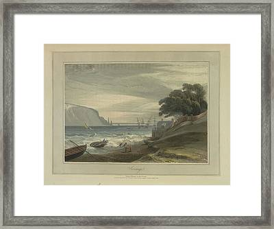 Swanage Framed Print by British Library
