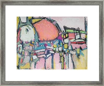 Swap Meet Framed Print by Hari Thomas
