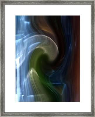 Sway Framed Print by Tom Druin