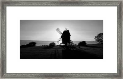 Sweden Framed Print