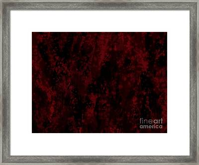 Sweeney's Dreaming Framed Print by Roxy Riou
